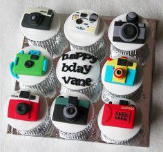 The Cake Shop: Lomo Cupcakes