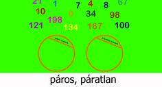 Interaktív játékos feladatok - Matematika 2. osztály