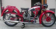 1947 Moto Guzzi GTW 500