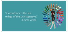 Wise words, Mr. Wilde. You should never limit your sense of style! #flipflops #sandals #custom #fashion #style #footwear #BRDs #quotes