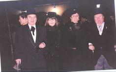 ENTIERRO . LUIS GOMEZ, MOLAS, SALUS Y VIVI