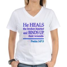 He Heals T-Shirt