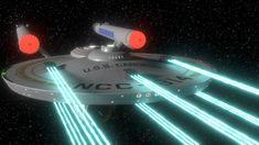 USS Canopus forward phasers by mr-wistan on DeviantArt Star Trek Enterprise, Star Trek Voyager, Star Trek Tos, Star Wars, Star Trek Fleet, Star Trek Ships, Aliens, Star Trek Wallpaper, Star Trek Posters
