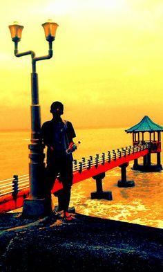 Beach , indonesian