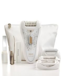 Philips Satin Perfect Epilator Deluxe