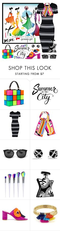 """""""For My Niece, Little """"J"""", """"Promises Made Are Promises Kept"""". The Only Thing Better Than Summer In The City Is """"Going Home"""" For Christmas.  NY, Miss You, See You Soon, XOXO!!"""" by sharee64 ❤ liked on Polyvore featuring Dolce&Gabbana, MINKPINK, Emilio Pucci, Prada, David Yurman, Bond No. 9, Loeffler Randall and Aqua"""