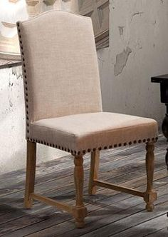 Flank your table in rustic style with the comfortable and handsome Set of Two Richmond Chairs.