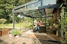 Tuinkamer van Vriesia Glas & Kozijnen