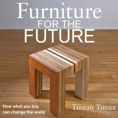 New Furniture Book Offers Insight into Sustainable Living