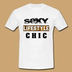 SEXY - LIFESTYLE - GOLD - 1.0.1 T-Shirt   creative-media-impressions