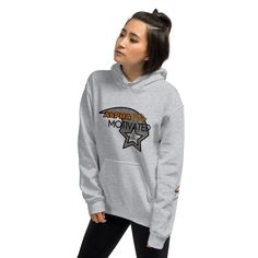 Unisex Gifts, Winter Hoodies, White Hoodie, Rib Knit, Primary Colors, Winter Outfits, Streetwear, Graphic Sweatshirt, Etsy Shop