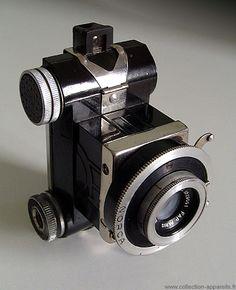 Fap Norca Pin-Up Vintage cameras collection by Sylvain Halgand