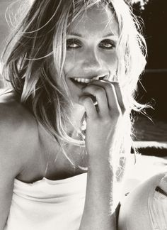 I've always loved Cameron Diaz.  Maybe cuz we grew up in the same 'hood.