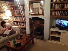 Brick Fireplace Restoration - Part VIII