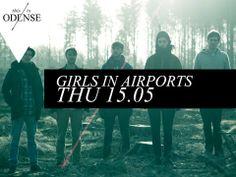 #GirlsInAirports. Prisvindene hybridjazz på Dexter. #JazzhouseDexter #odense #mitodense #thisisodense #concert #thursday #musikhusetdexter #jazz  Læs anbefalingen på: www.thisisodense.dk/11163/girls-in-airports