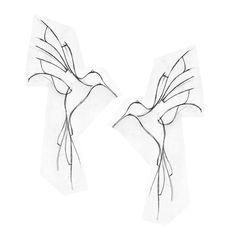 Humming bird sketch hummingbird drawing a tattoo 51 Ideas Trendy Tattoos, New Tattoos, Small Tattoos, Tatoos, Small Simple Tattoos, Dance Tattoos, Bird Tattoo Neck, Bird Tattoo Ribs, Raven Tattoo