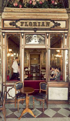 Caffe Florian, Venice, Italy, www.caffeflorian.com/
