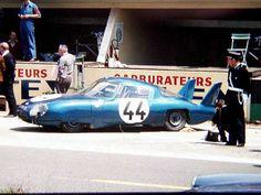 1964 CD 3 [64/2] Panhard (848 cc.) (A)  Alain Bertaut  André Guilhaudin