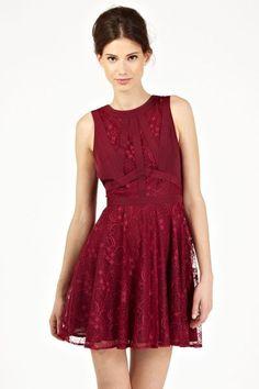 Gothic Lace Dress