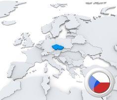 EURODANE - gospodarka Czech , PKB, inflacja, ludność, giełda, finanse, deficyt