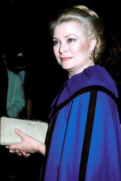 Fürstin Gracia Patricia von Monaco im August 2001