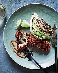 Deviled Salmon Recipe