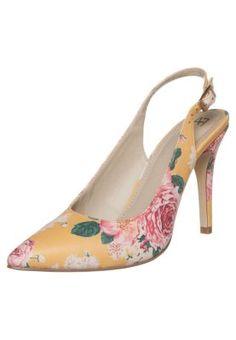 Anna Field High Heel Pumps - yellow