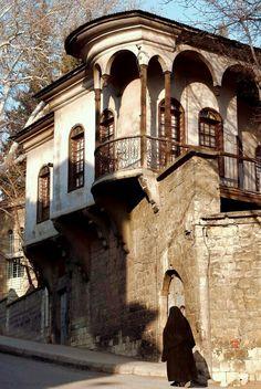 Tarihi Anadolu Evleri Kahramanmaraş TÜRKİYE #eBs1903