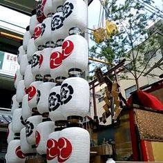 祇園祭 後祭 八幡山