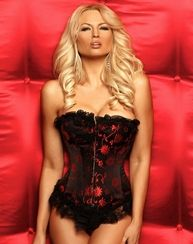 In Love With You Corset
