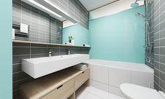 Kúpeľne   RULES Architekti