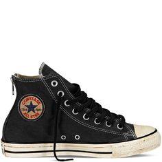 312eb5230865 Chuck Taylor All Star Back Zip - Black - All Star - Converse.com All
