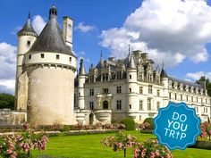 Zoom sur les 10 Châteaux incontournables de France ! #Chateau #tourisme #france #visite #weekend #tourism #castle #family #chateaux #french #versailles #chenonceau