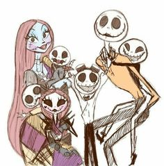 Mygiftoftoday has the latest collection of Nightmare Before Christmas apparels, accessories including Jack Skellington Costumes & Halloween costumes . Jack Und Sally, Disney Drawings, Art Drawings, Nightmare Before Christmas Drawings, Desenhos Halloween, Tim Burton Characters, Jack The Pumpkin King, Tim Burton Art, Disney And More
