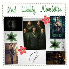 """""""2nd Weekly Newsletter"""" by marvelous-icons ❤ liked on Polyvore featuring art, marvelousicons and marvelousnewsletters"""