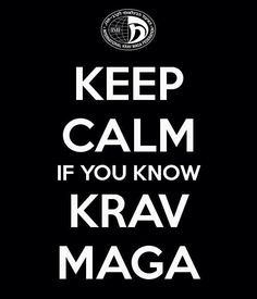 If you know Krav Maga... You've got this.. #ShawnMobley