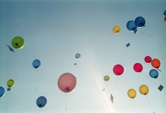Just Love Ballons. See more at, http://photographyinstyle.com
