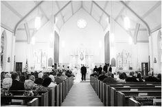 Dana & Scott: Wedding » Brittney Melton Photography | Houston Wedding Photography - St. Mary's Catholic Church, Taylor, TX