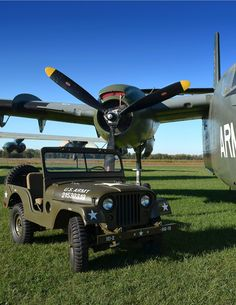 Willys M38A1 Restored