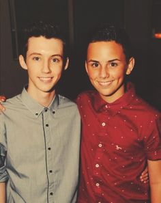 Troye Sivan and tydelevi! cutest brothers ever :D Youtube