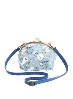 Loungefly Disney Lilo & Stitch crossbody bag from Hot Topic