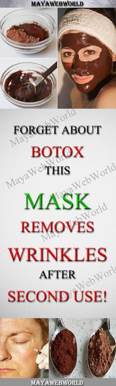 FORGET ABOUT BOTOX! This MASK Removes Wrinkles After Second Use! – MayaWebWorld