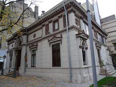 Casa lui Theodor Aman // Bucuresti Strada C.A. Rosetti Strada Clementei Theodor Aman