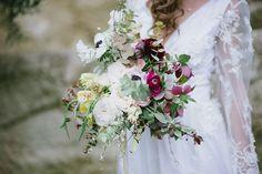 organic bouquet http://weddingwonderland.it/2015/05/the-love-affair-workshop-ispirazioni.html