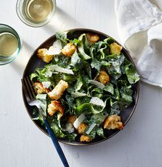 If you're looking for healthy lunch recipes, you're in luck. Here are 10 ideas for a healthy lunch—because easy healthy lunch ideas for kids and adults shouldn't be hard to find. Bridal Shower Brunch Menu, Pickled Cauliflower, Spinach Enchiladas, Slow Cooker Beans, Caesar Salad, Chicken And Dumplings, Lunch Recipes, Healthy Recipes, Egg Recipes