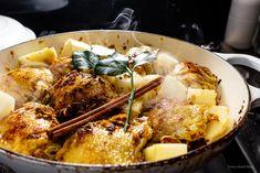 Kari Ayam: Malaysian Chicken Curry