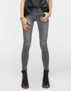 perfect super skinny denim