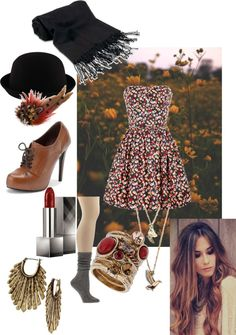 """""""Gypsy"""" by the-throne-of-lies ❤ liked on Polyvore"""