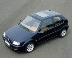 Citroen Saxo Bought a Blue one for the Mrs, she didn't like it so sold it