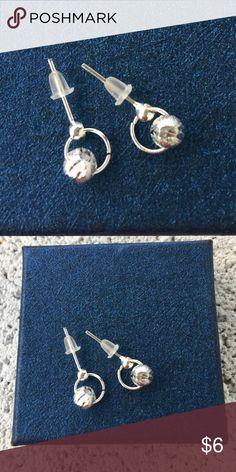 925 Starling Silver earrings 3mm women's or kids 925 Starling Silver earrings 3mm women's or kids 925 Starling silver Accessories Jewelry